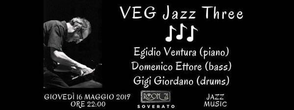 Veg Jazz Three