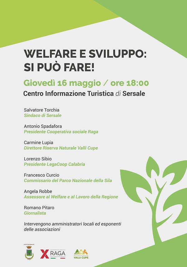 welfare e sviluppo