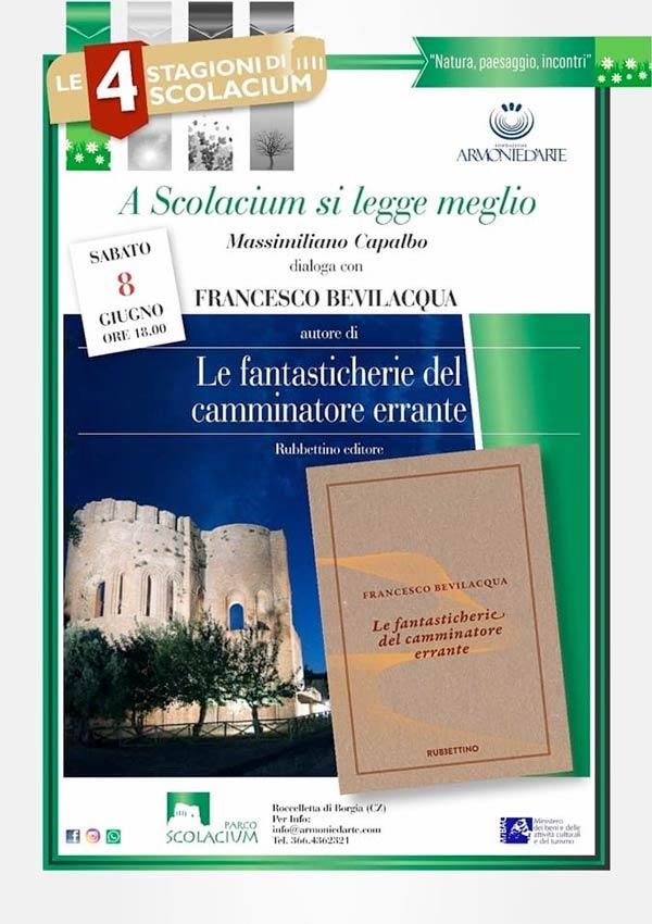 Incontro con Francesco Bevilacqua