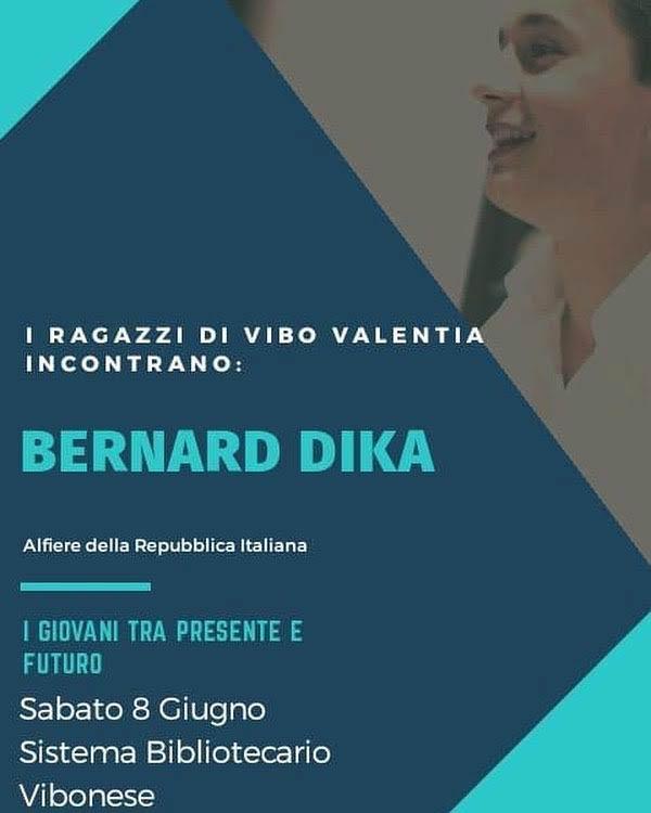 Incontro con Bernard Dika