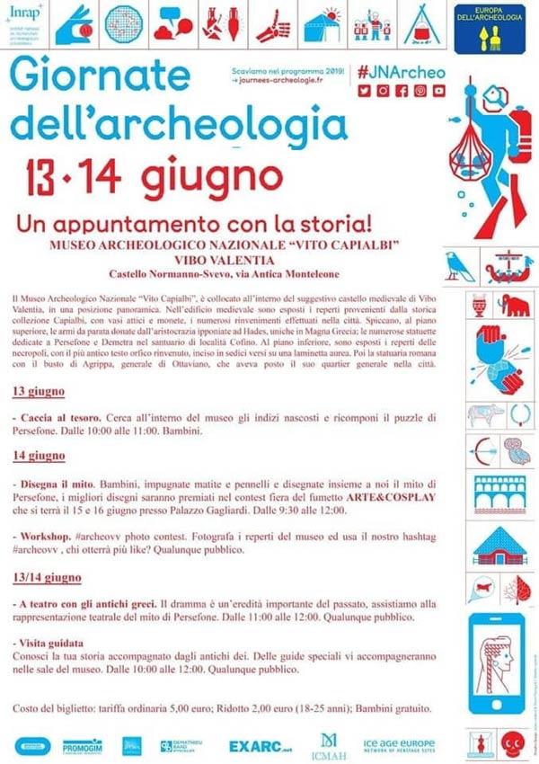Giornate dell'Archeologia Vibo