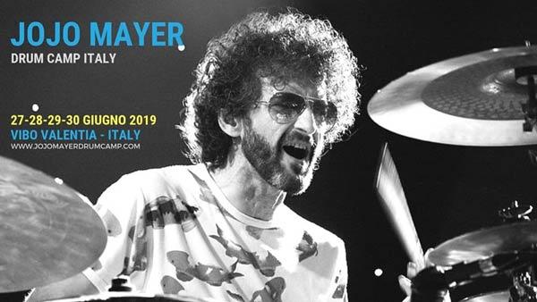 Jojo Mayer Drum Camp