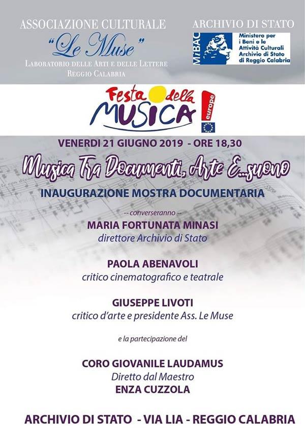 Le Muse Giornata della Musica