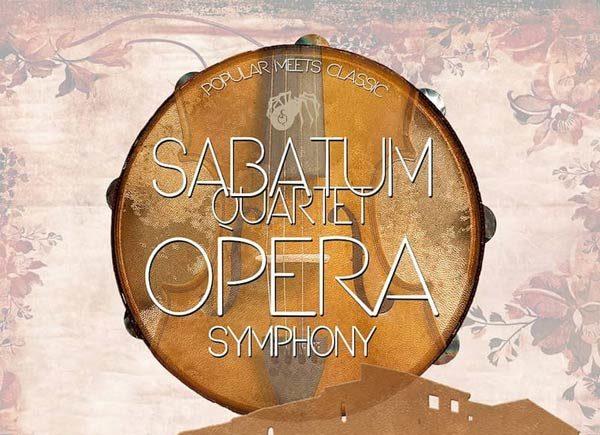 Sabatum Quartet Opera Symphony