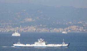 Attraversamento dello Stretto di Messina