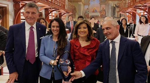 Premiata Giusy Versace