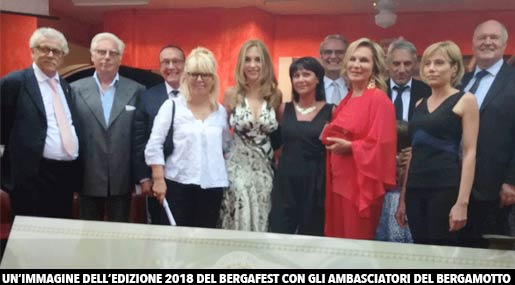 I premiati del BergaFest 2018