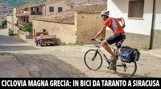 Ciclovia Magna Grecia