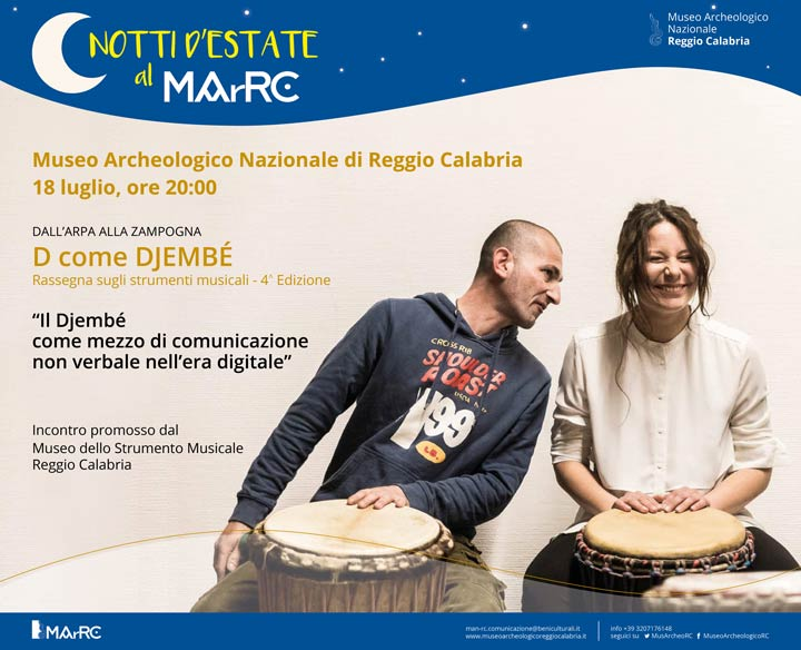 D come Djembe