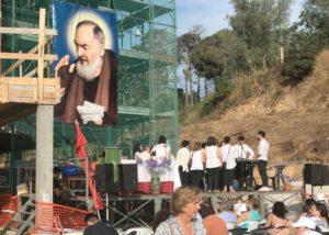 Drapia Cittadella di Padre Pio