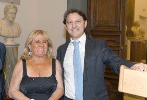 Gemma Gesualdi e Pasquale Tridico