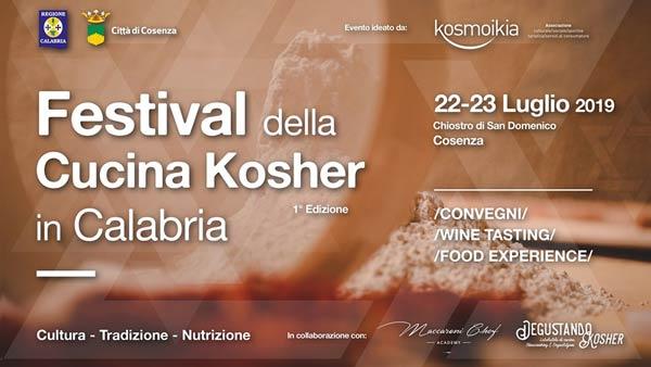 Festival della Cucina Kosher