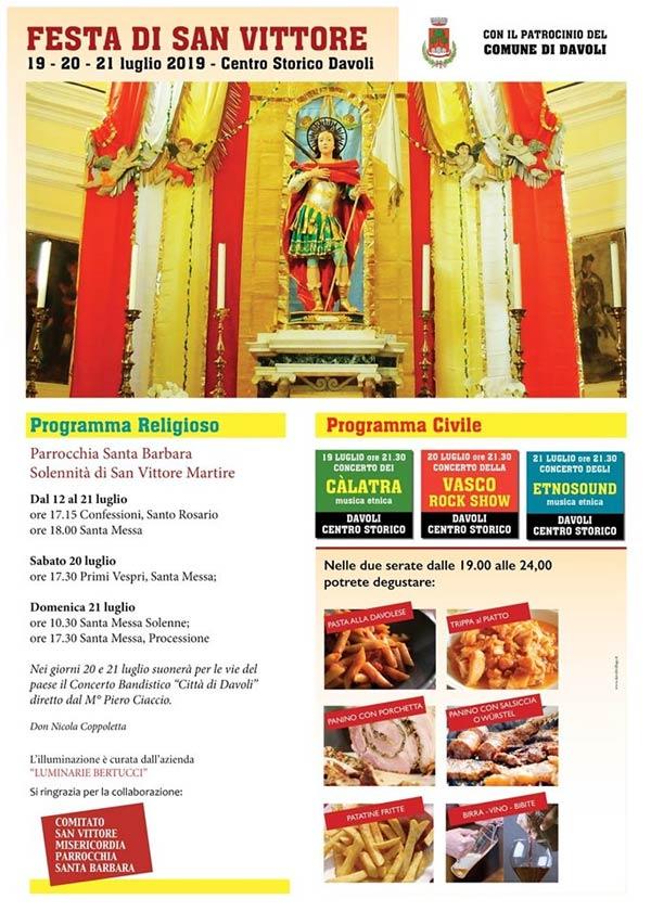 Festa San Vittore