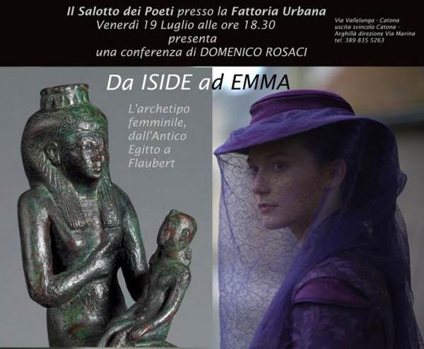 Da Iside a Emma