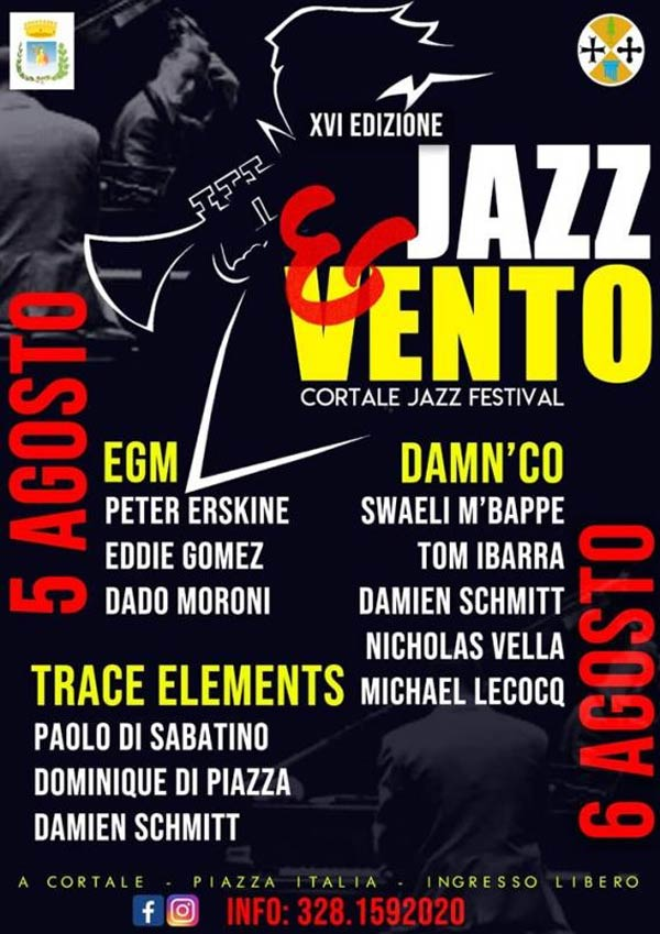 Jazz e Vento