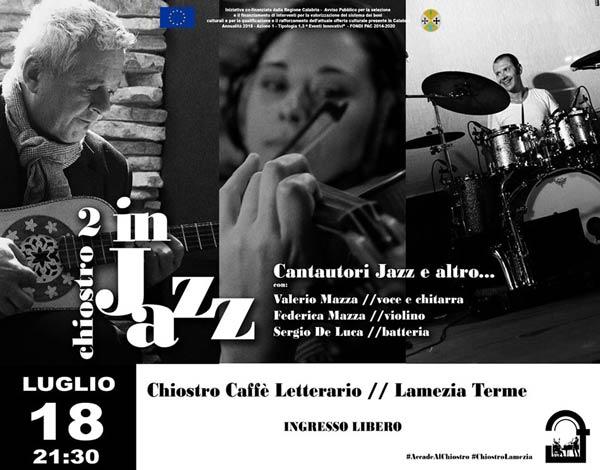Cantautori Jazz e altro...