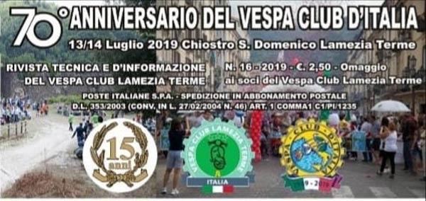 70 anni della Vespa