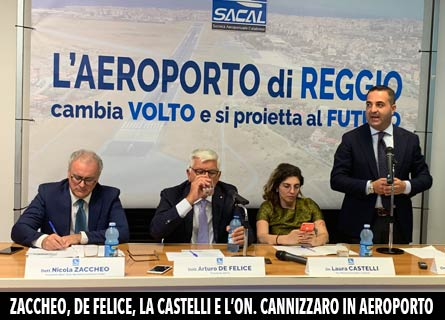 Conferenza stampa Sacal