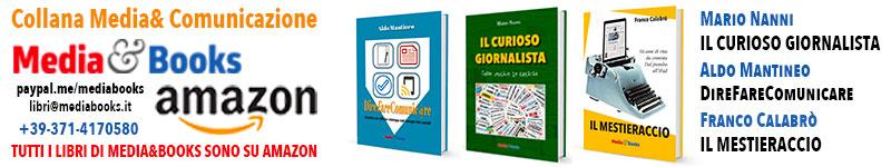 Media&Books libri Comunicazione