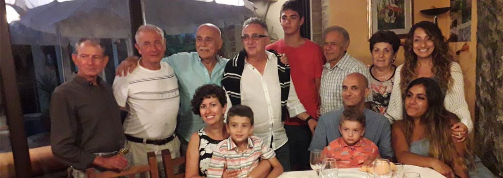 La famiglia Calarco