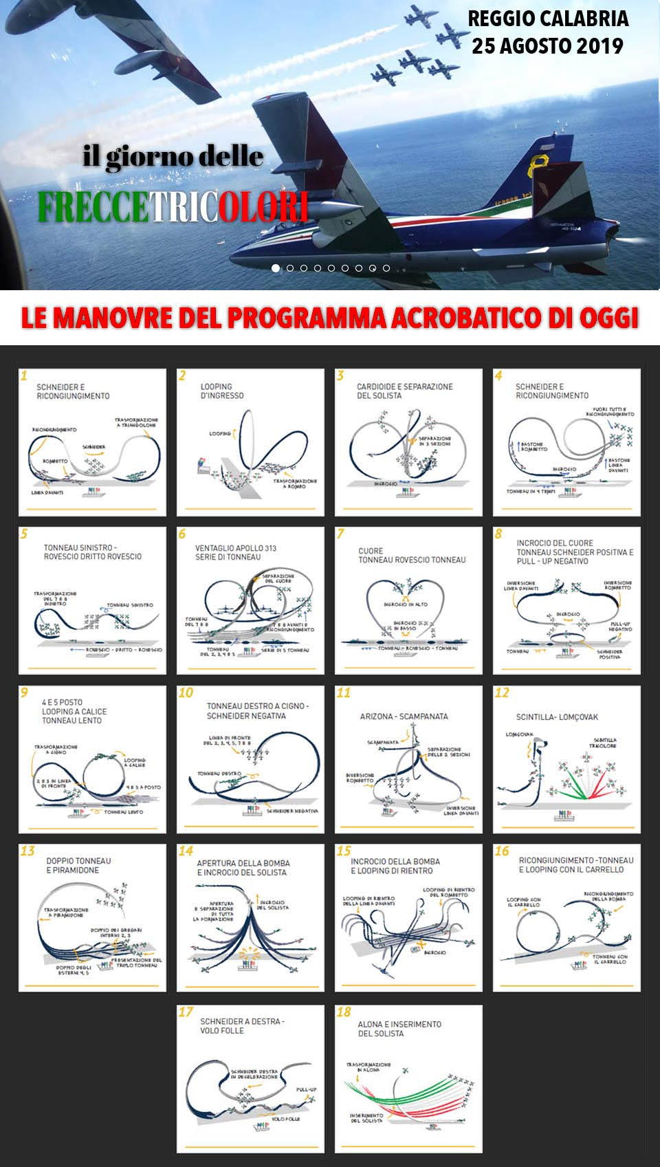 AirShow 2019 a Reggio