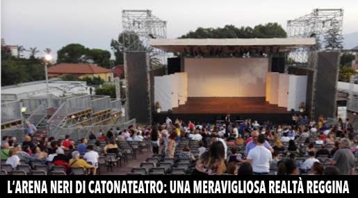Arena Alberto Neri di CatonaTeatro