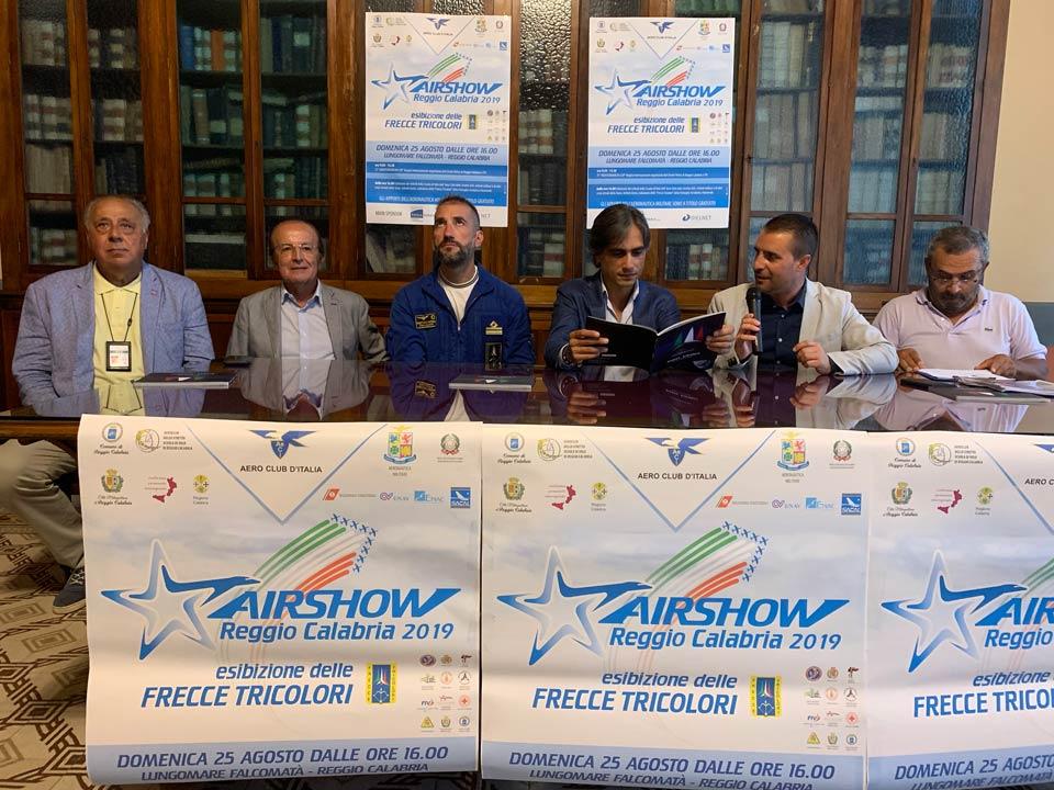 Presentazione AirShow Reggio