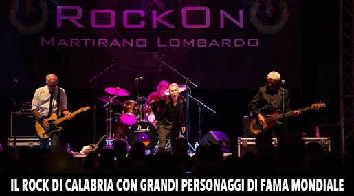 Rockon a Martirano Lombardo