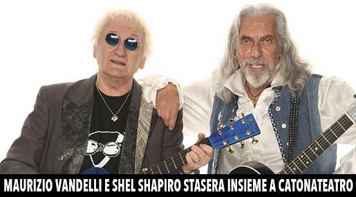 Maurizio Vandelli e Shel Shapiro