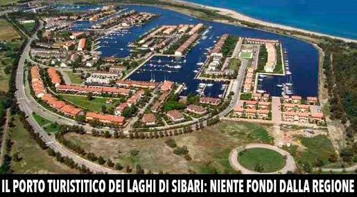 Il porto turistico dei Laghi di Sibari