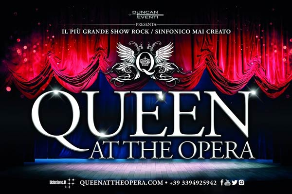 Queen at Opera