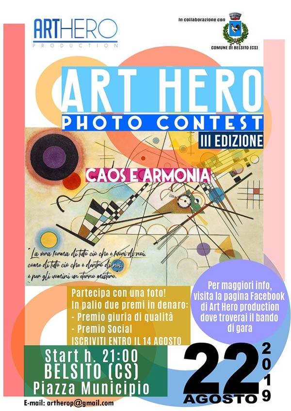 Art Hero Photo Contest