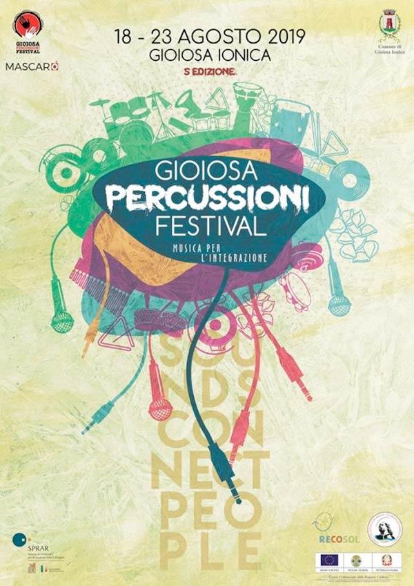 Gioiosa Percussioni Festival
