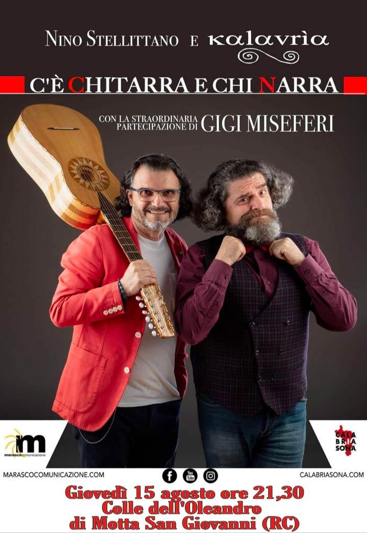 Gigi Miseferi e i Kalavrìa