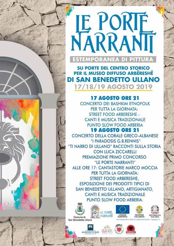 Le Porte Narranti