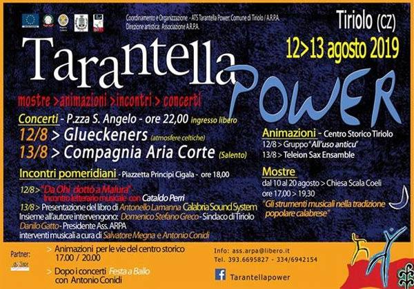 Tarantella Power
