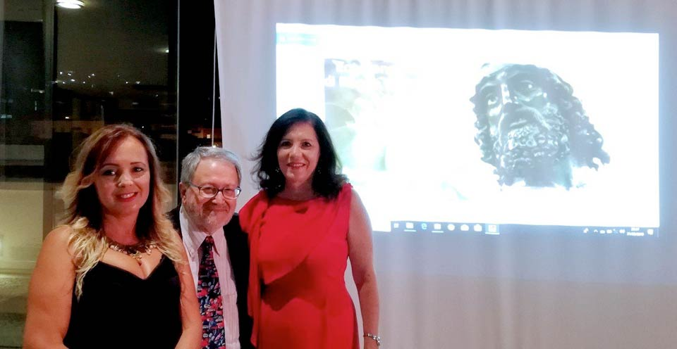 Maria Pinneri, Pasquale Amato ed Angelica Cuzzola