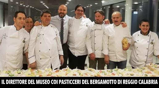 I Pasticceri del Bergamotto di Reggio Calabria