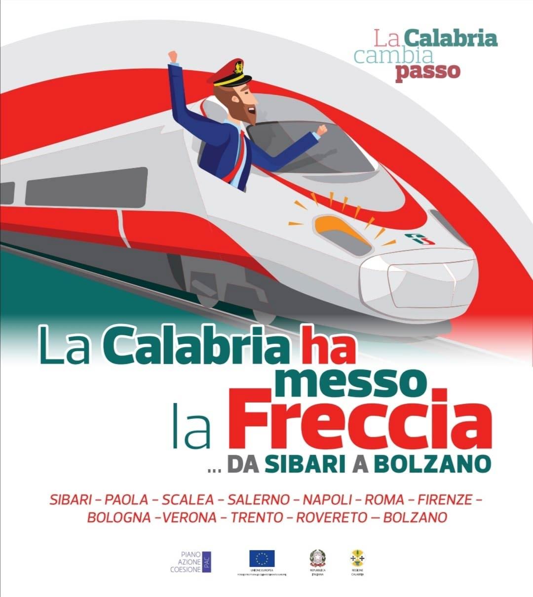 Frecciargento SIbari-Bolzano