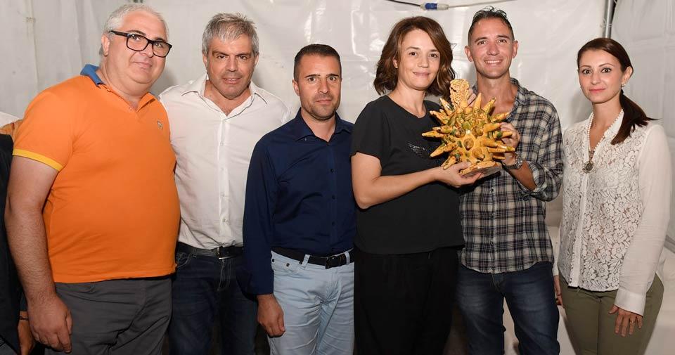 Il Premio Riccio d'Argento a Carmen Consoli