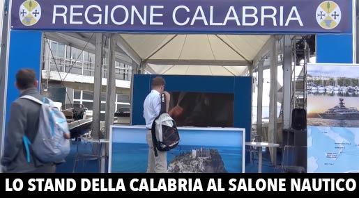 La Calabria al Salone Nautico di Genova