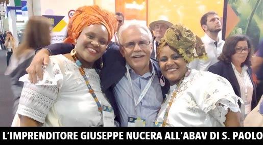 Giuseppe Nucera a San Paolo
