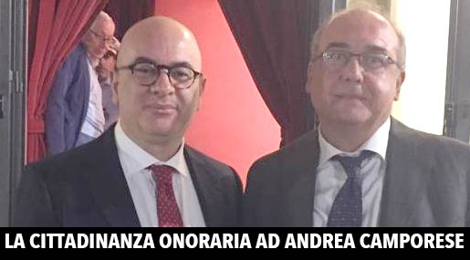 Carlo Parisi e Andrea Campoprese