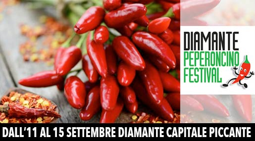 Peperoncino Festival DIamante