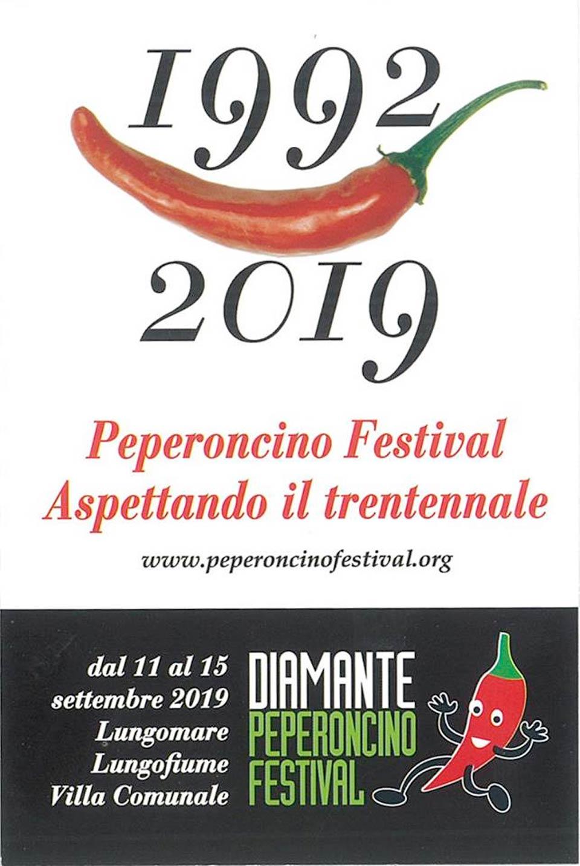 Peperoncino Festival 2019
