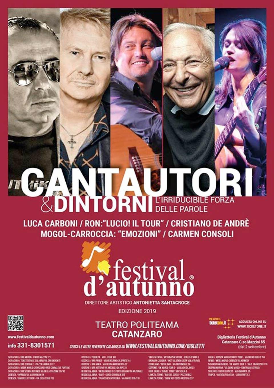 Festival d'Autunno 2019