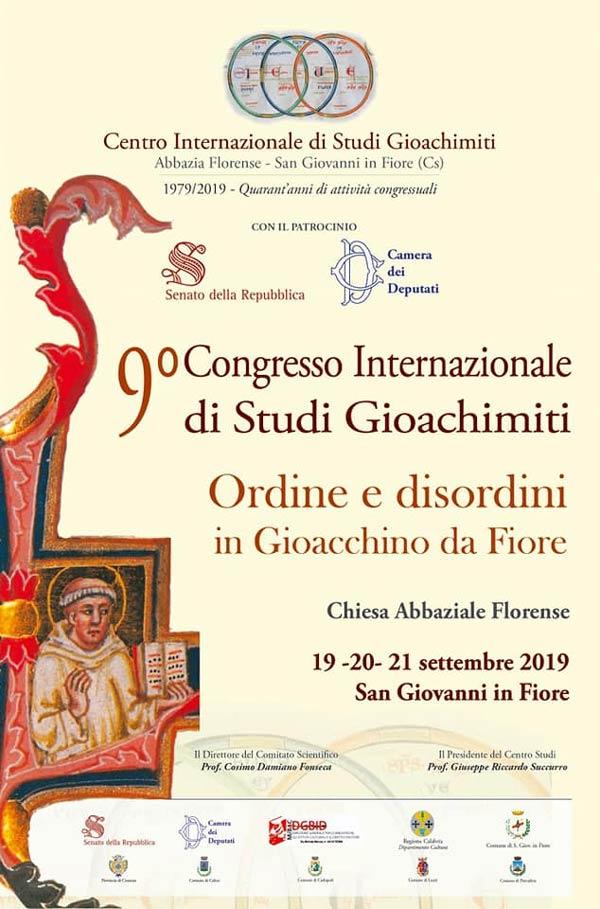 IX Congresso Internazionale di Studi Gioachimiti