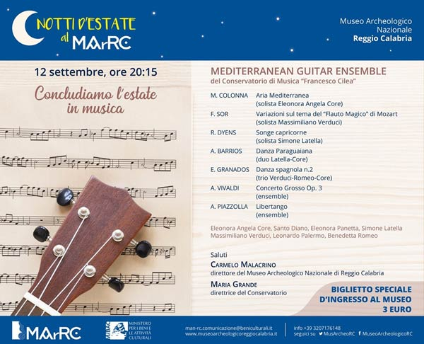 Mediterranean Guitar Ensemble