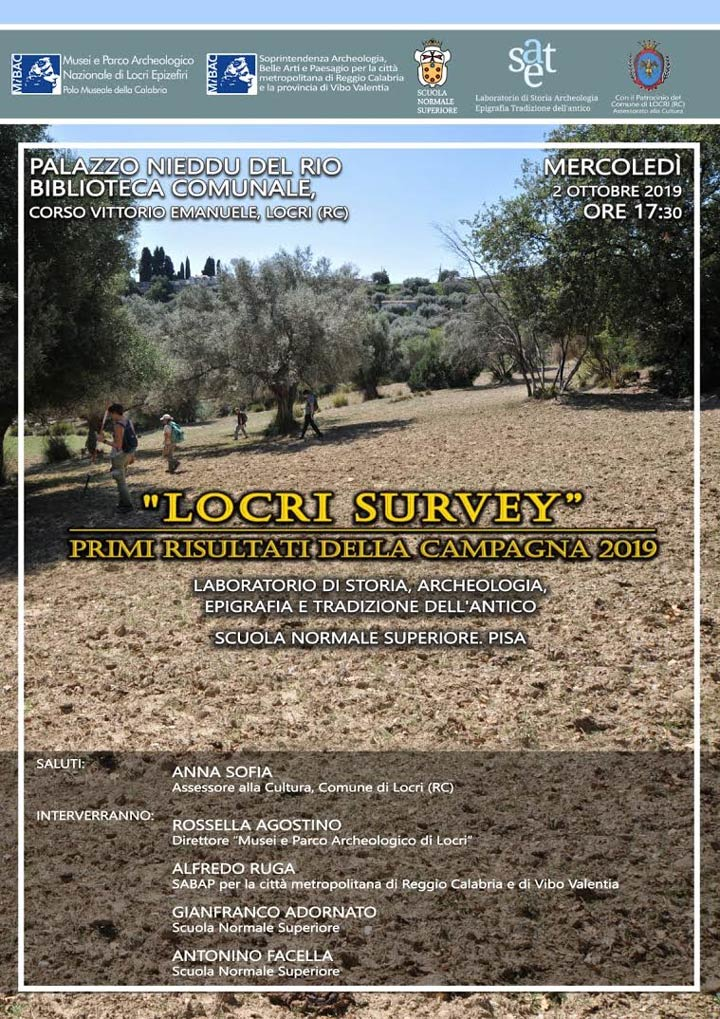 Locri Survey