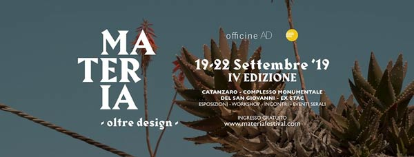 Materia Independent Design Festival